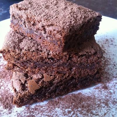 Brownies (Schokoladig)