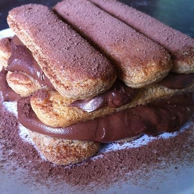 Schokoladen Tiramisú