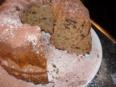Schokoladen-Kartoffel-Kuchen