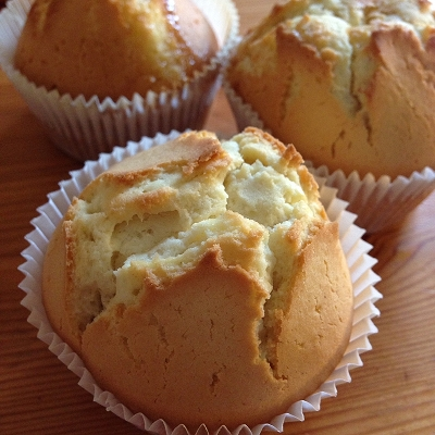 Bake simple muffins