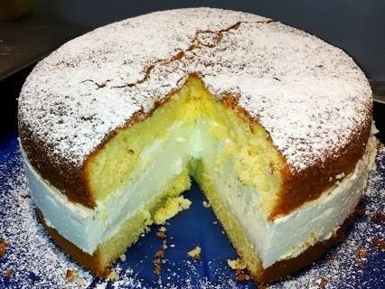 Zitronen-Kaesesahne-Torte © Monika Cartwright