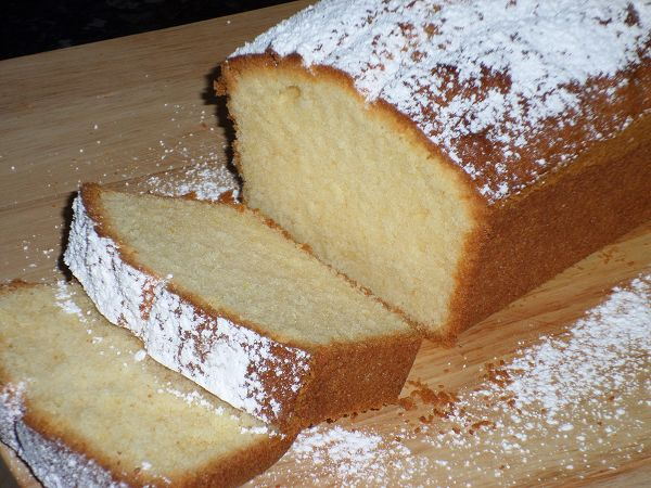 Sandkuchen backen