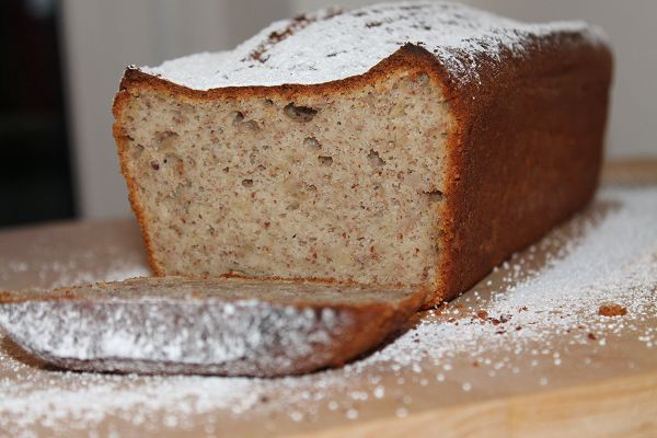 Bananenbrot backen